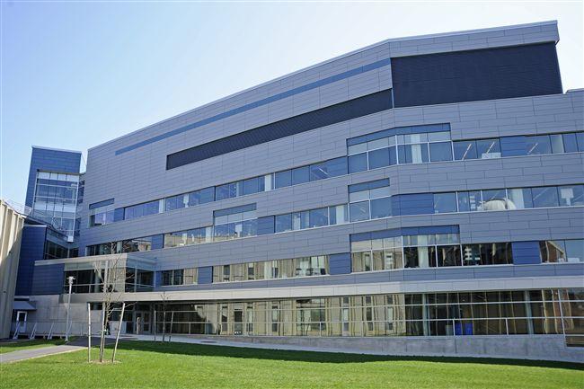 Emporia State University Science Building