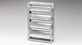 Commercial Control Dampers