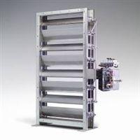 Ruskin tfd80 39 s for fire smoke tunnel ventilation for Motorized smoke fire damper