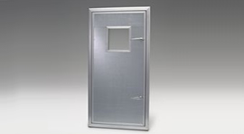 plenum round duct access doors