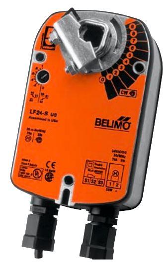 lf24  belimo electric damper actuator